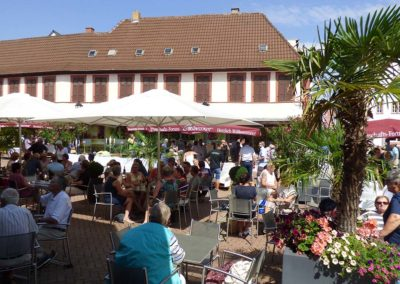 Innenstadt - Grünstadt tischt auf