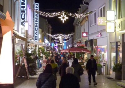 Innenstadt - Moonlight Shopping