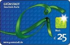 Grünstadter Geschenkkarte