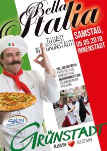 Bella Italia Grünstadt 2018