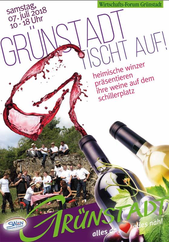 Grünstadt tischt auf 2018