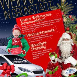 Weihnachten in Grünstadt 2018