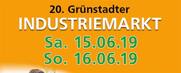Arbeitskreis Gewerbegebiet Grünstadter Industriemarkt 2019