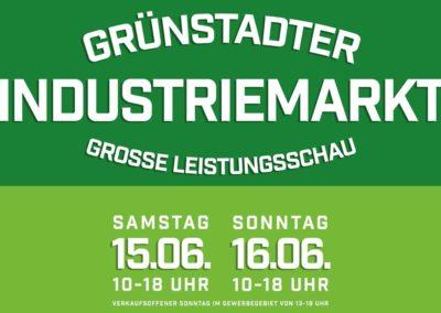 Grünstadter Industriemarkt 2019