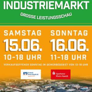 20. Grünstadter Industriemarkt 2019