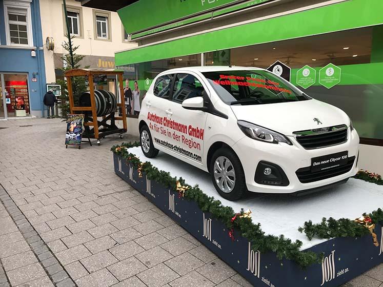 Weihnachten in Grünstadt 2020