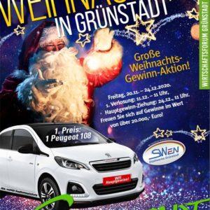 Weihnachtsaktion Grünstadt 2020