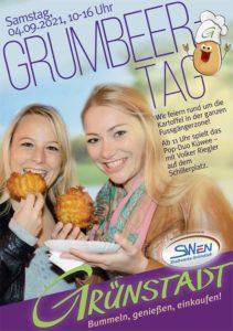 Grumbeertag Grünstadt 2021