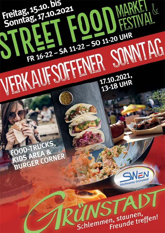 Streetfood Festival Grünstadt